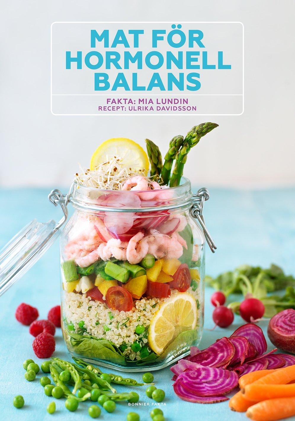 Mat för hormonell balans av Mia Lundin