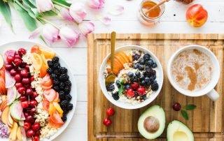 Hälsosam mat för en frisk hjärna
